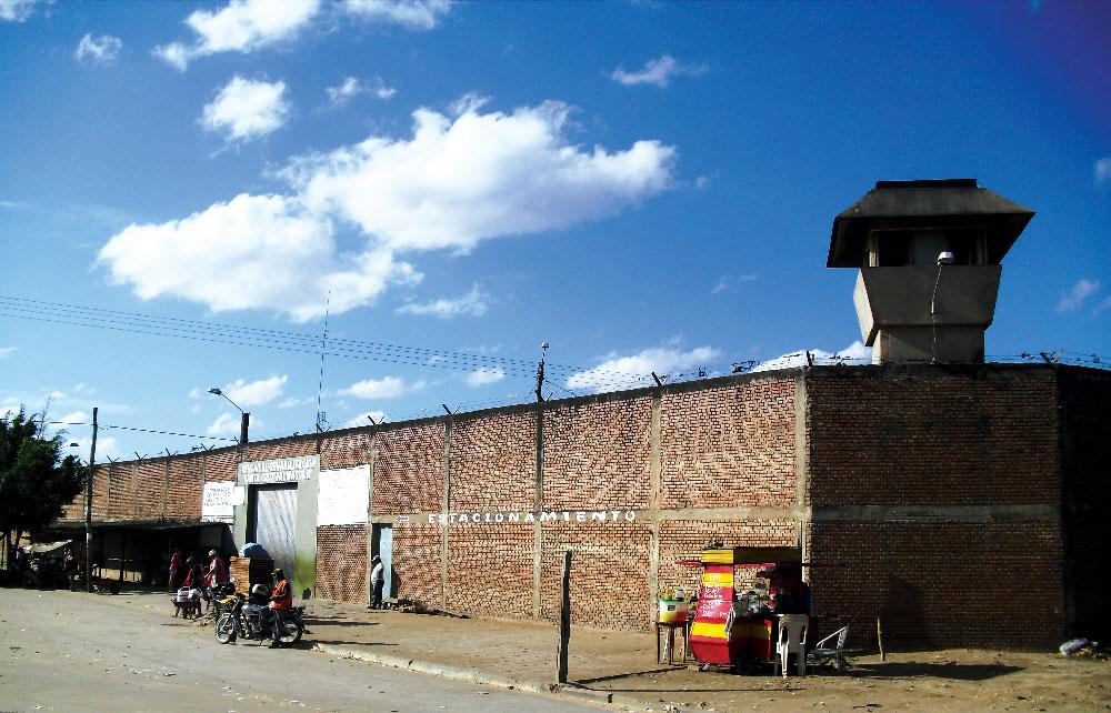 Prison amérique latine