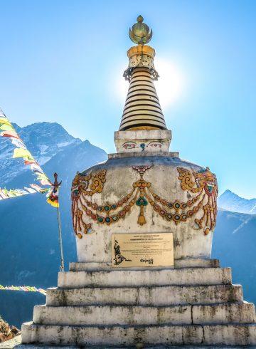 récit expérience Népal