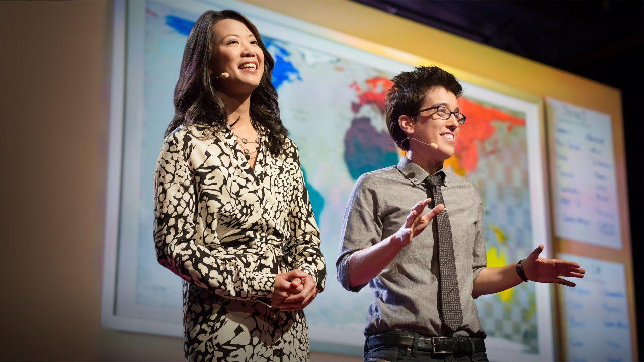 Jenni Chang & Lisa Dazols : Aperçu de la vie LGBT à travers le monde